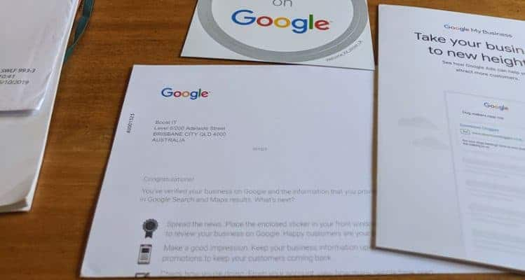 contact Google My Business to quickly edit your business information